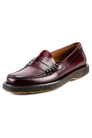 Туфли G.H. BASS. Цвет: красный