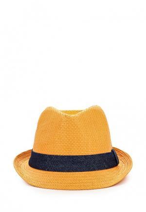 Шляпа Fresh Brand. Цвет: оранжевый