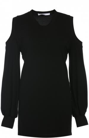Блуза Givenchy. Цвет: черный