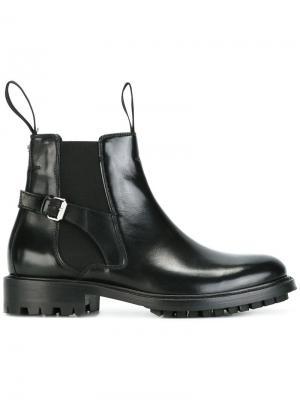 Высокие ботинки-челси Belstaff. Цвет: чёрный
