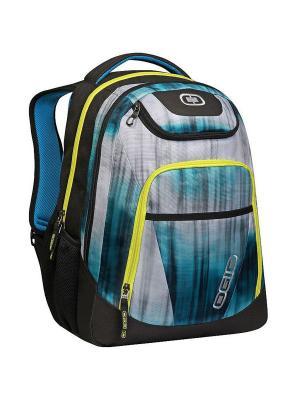 Рюкзак TRIBUNE PACK Ogio. Цвет: черный, синий, светло-серый, желтый