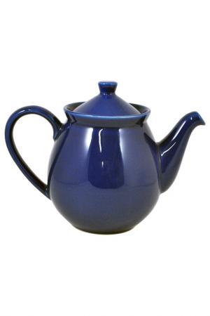 Кофейник Waechtersbacher. Цвет: синий