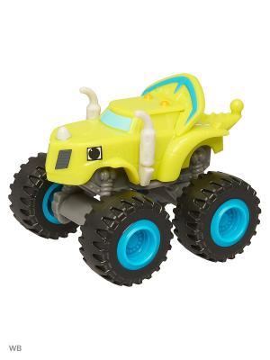 Базовые машинки из пластика Mattel. Цвет: салатовый