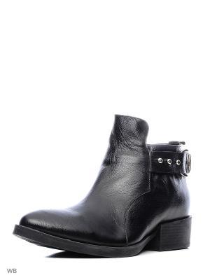 Ботинки Pixy. Цвет: черный