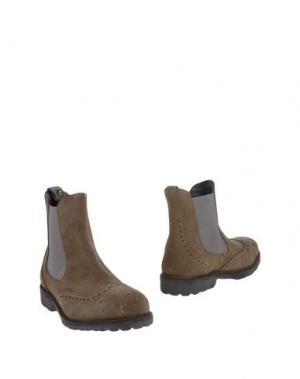 Полусапоги и высокие ботинки SHOCKLY. Цвет: песочный