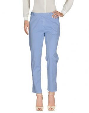 Повседневные брюки QCQC. Цвет: небесно-голубой