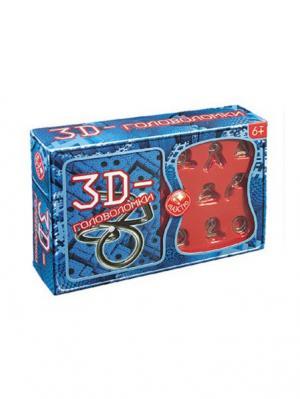 Головоломки 3D Fun kits. Цвет: синий