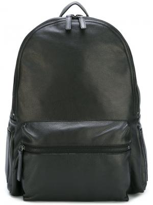 Рюкзак Vly Orciani. Цвет: чёрный