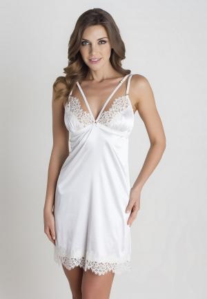 Сорочка ночная V.I.P.A. Цвет: белый