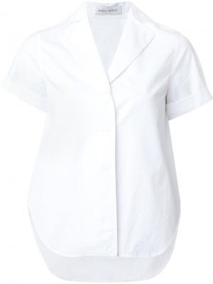 Рубашка Anais Misha Nonoo. Цвет: белый