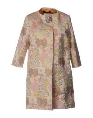 Легкое пальто NORA BARTH. Цвет: светло-розовый
