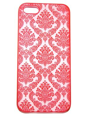 Чехол для Iphone 5/5s Lola. Цвет: красный