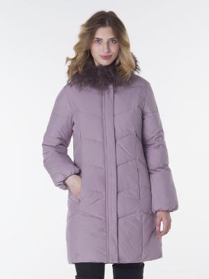 Куртка EPATAGE. Цвет: бежевый