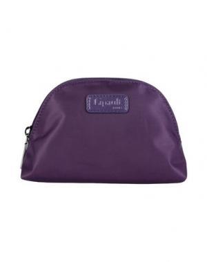 Beauty case LIPAULT. Цвет: фиолетовый