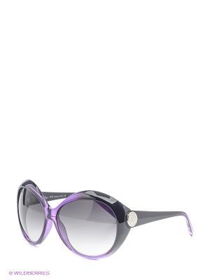Солнцезащитные очки B 266 C6 Borsalino. Цвет: черный, сиреневый
