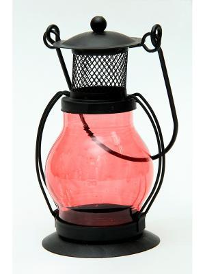 Фонарь декоративный Красный Magic Home. Цвет: черный