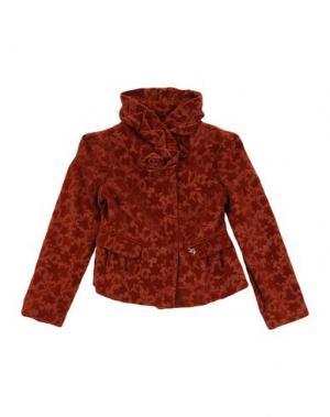 Пиджак I PINCO PALLINO I&S CAVALLERI. Цвет: ржаво-коричневый