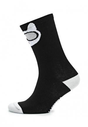 Носки Karl Lagerfeld. Цвет: черный