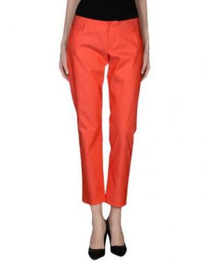 Повседневные брюки TWENTY-29. Цвет: красный
