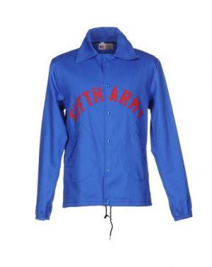 Куртка EBBETS FIELD FLANNELS. Цвет: синий