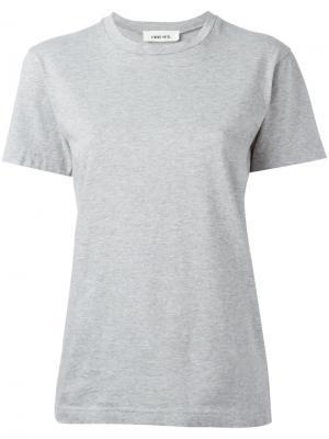 Back print T-shirt Circus Hotel. Цвет: серый