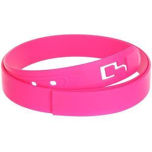 Ремень  Classic Belt Hot Pink C4. Цвет: розовый