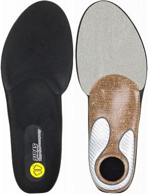 Стельки  Run + Slim для узкой обуви Flash Fit Sidas