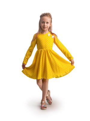 Платье Горошек L&K