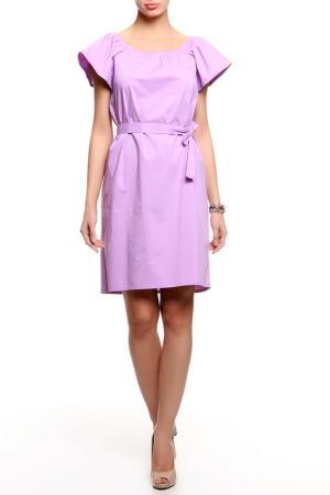 Платье PRIVATE SUN. Цвет: фиолетовый