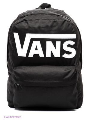 Рюкзак VANS. Цвет: черный, белый