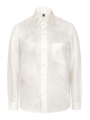 Рубашка Brostem. Цвет: молочный