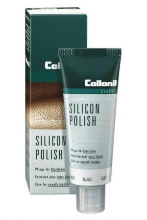 Крем для гладкой кожи Collonil. Цвет: светло-коричневый