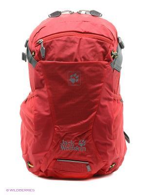Рюкзак MOAB JAM Jack Wolfskin. Цвет: красный