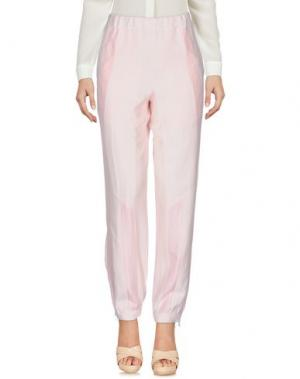 Повседневные брюки BELSTAFF. Цвет: светло-розовый