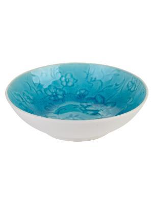 Набор салатников, 6 шт. TONGO. Цвет: светло-голубой, бирюзовый
