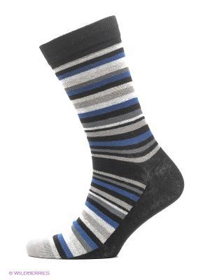 Носки Shine. Цвет: темно-синий, серый, темно-серый