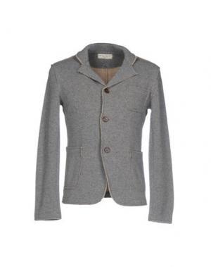 Пиджак ATHLETIC VINTAGE. Цвет: серый