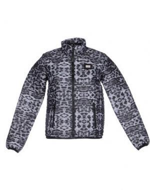 Куртка BLOMOR. Цвет: серый