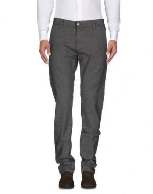 Повседневные брюки NICWAVE. Цвет: хаки