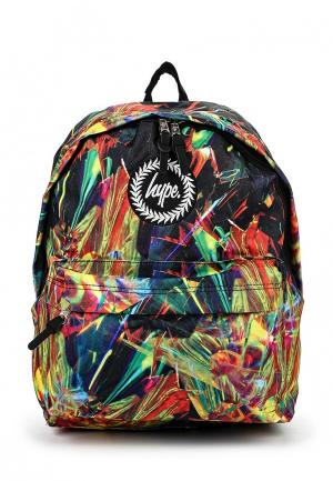 Рюкзак Hype. Цвет: разноцветный