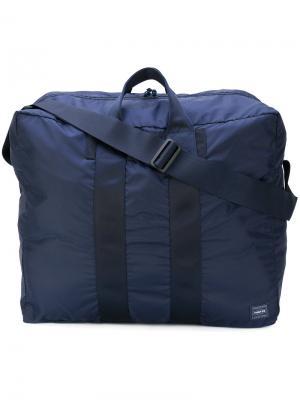 Большая дорожная сумка Porter-Yoshida & Co. Цвет: синий