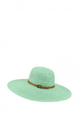 Шляпа Betmar. Цвет: зеленый