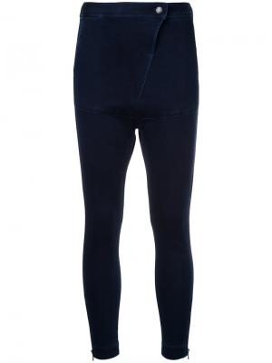 Edition Slouch trousers Manning Cartell. Цвет: синий