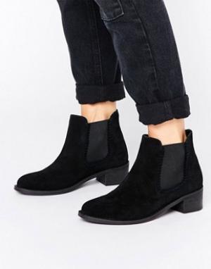 Park Lane Ботинки челси. Цвет: черный