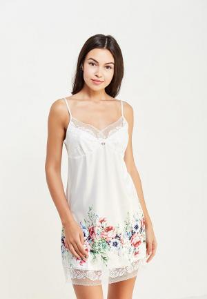 Сорочка ночная Mia-Amore. Цвет: белый
