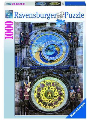 Пазл Астрономические часы1000 шт Ravensburger. Цвет: синий