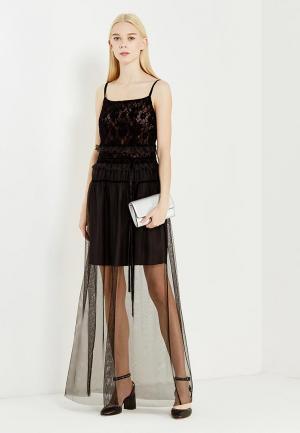 Платье Tresophie. Цвет: черный