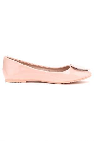 Туфли MURSU. Цвет: розовый