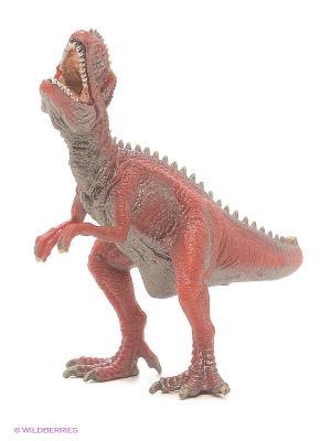 Гигантозавр, мал. SCHLEICH. Цвет: бордовый
