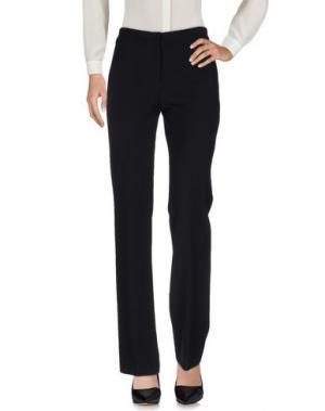 Повседневные брюки CHIARA D'ESTE. Цвет: черный